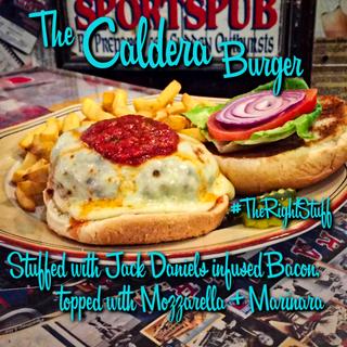 The Caldera Burger