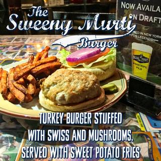 Subway Series Burgers