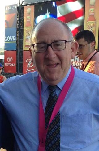 Friend of Foley's, Jay Horwitz