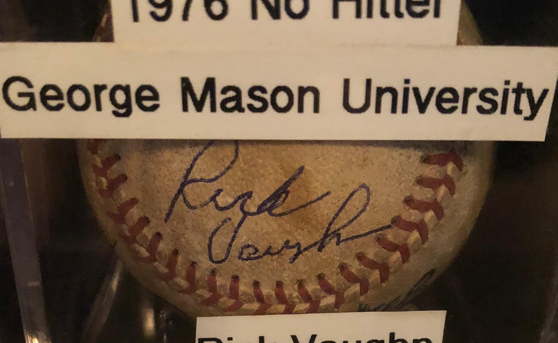 Rick Vaughn Ball