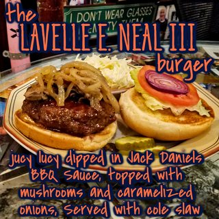 The LaVelle E. Neal III Burger