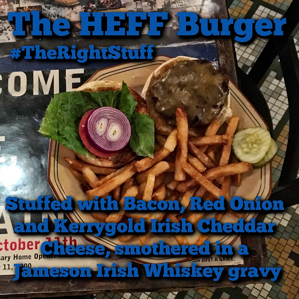 The Heff Burger