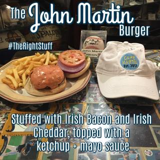 The John Martin Burger