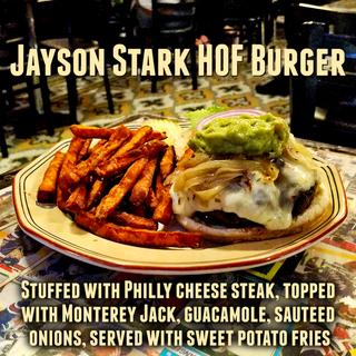 The Jayson Stark HOF Burger