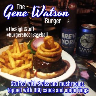 The Gene Watson Burger