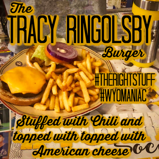 The Tracy Ringolsby Burger