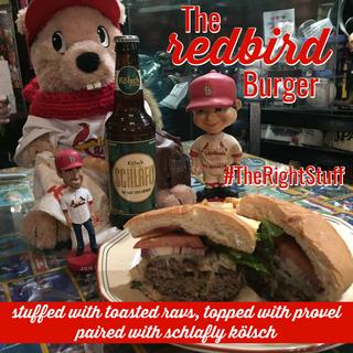 The Redbird Burger