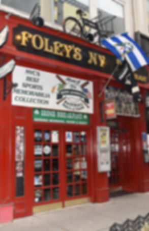 Foley's NY - Midtown Manhattan