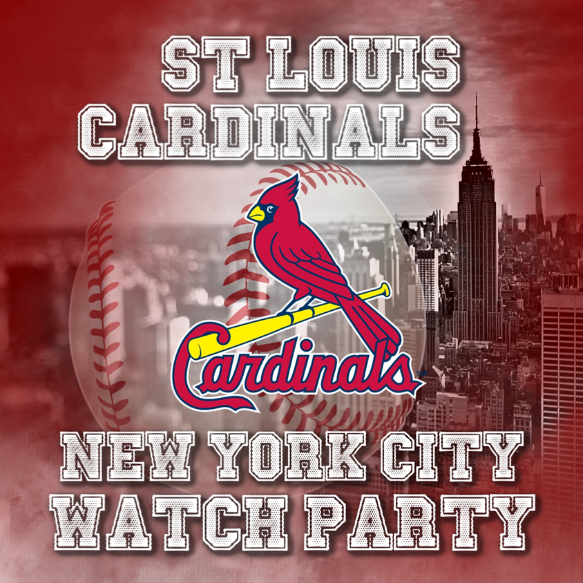 St. Louis Cardinals Watch Party | NLDS Game 1