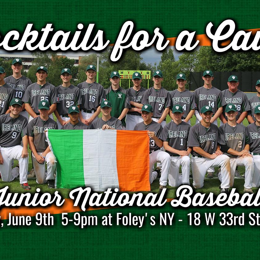 Irish Junior National Baseball Team