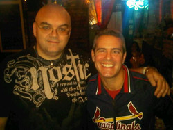 Andy Cohen at Foley's