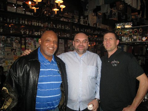 Cecil Fielder and Brian Boehringer