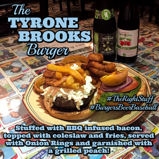 The Tyrone Brooks Burger