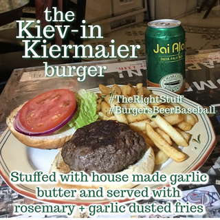 The Kiev-in Kiermaier Burger
