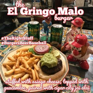 The El Gringo Malo Burger