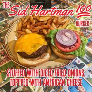The Sid Hartman 💯 Burger