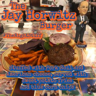 The Jay Horwitz Burger