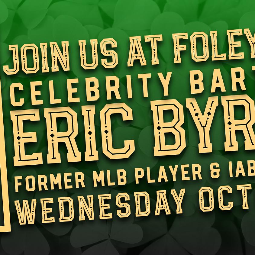 Eric Byrnes at Foley's