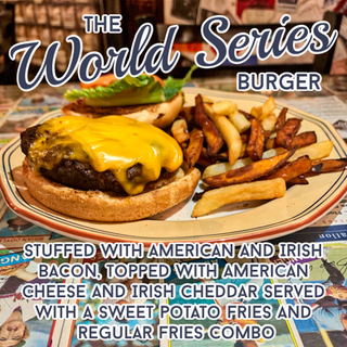 The World Series Burger