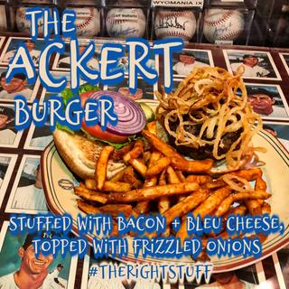 The Ackert Burger