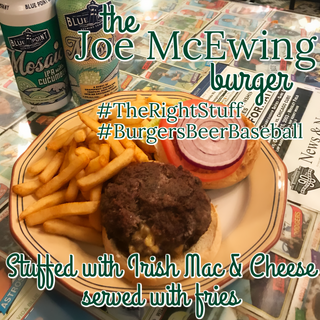 The Joe McEwing Burger