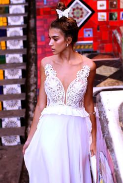 80# ELI SHITRIT- Summer Collection 2017- THE GIRL FROM IPANEMA - אלי שטרית - קולקציית שמלות כלה - קי