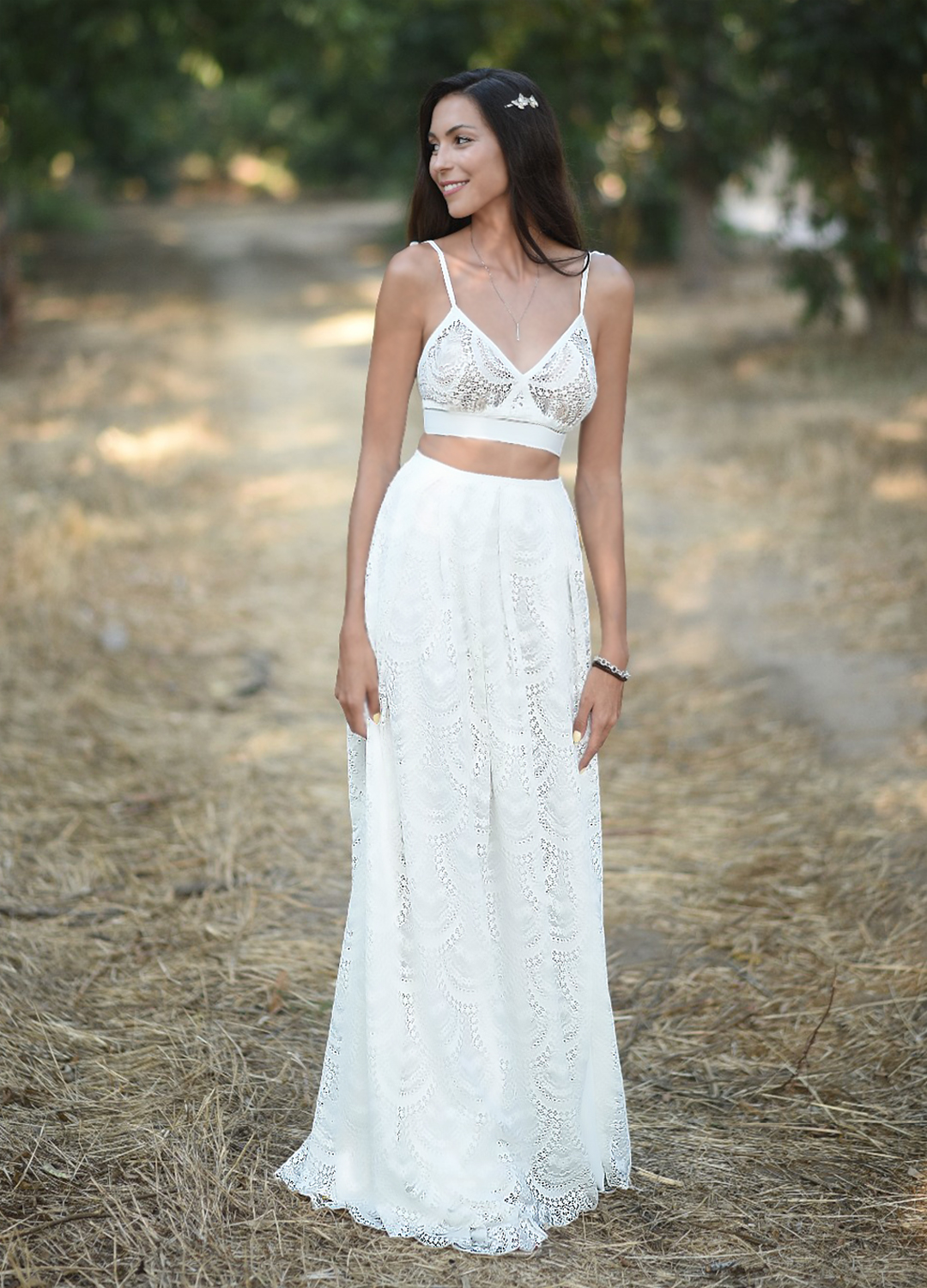 133-The MUSK Collection ELISH Bridal - 2