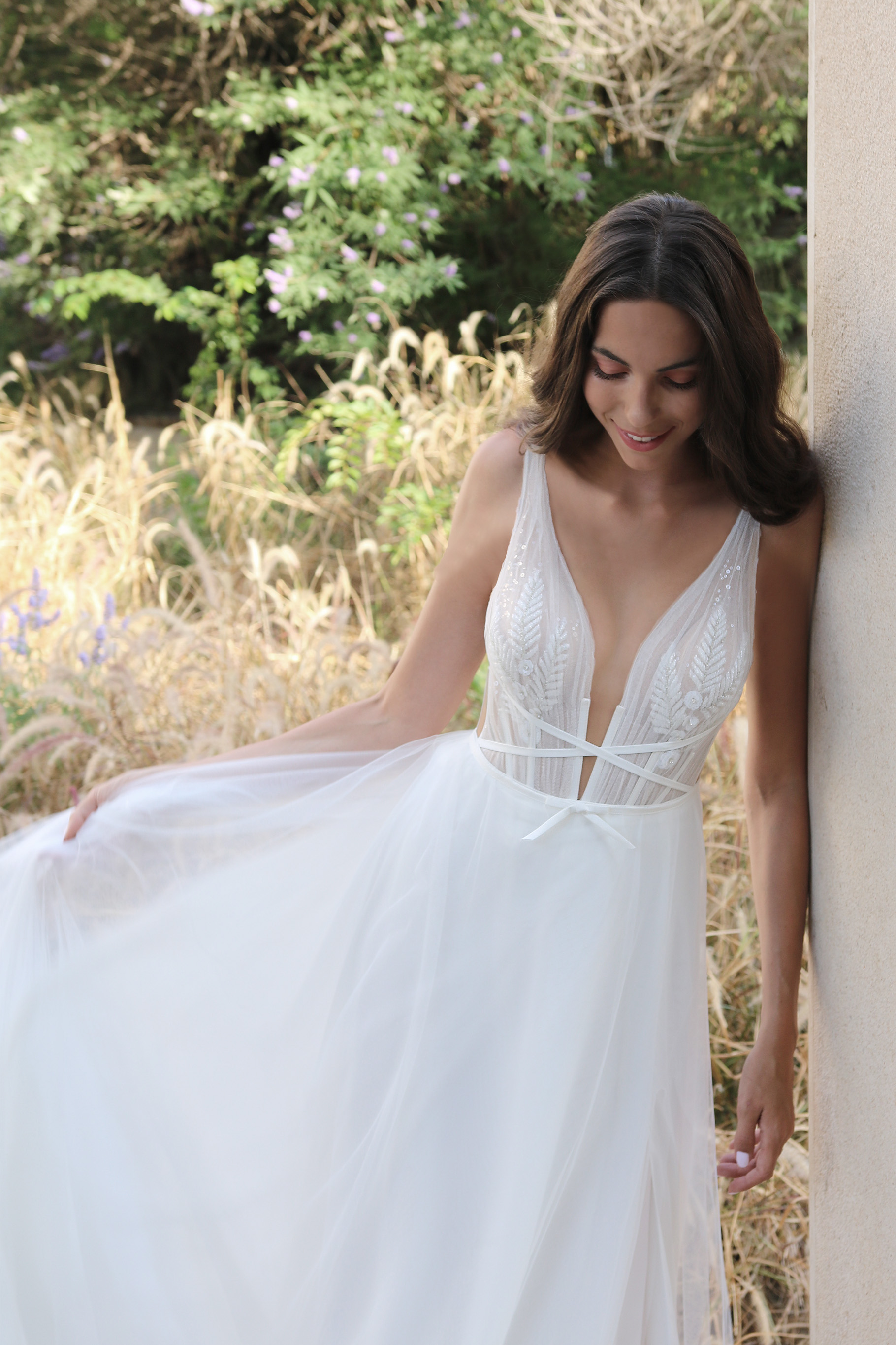 121-The MUSK Collection ELISH Bridal - 2