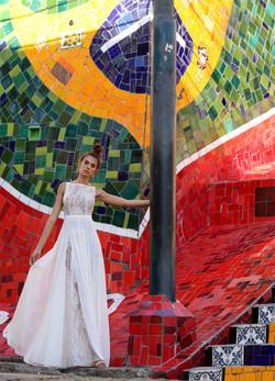 82# ELI SHITRIT- Summer Collection 2017- THE GIRL FROM IPANEMA - אלי שטרית - קולקציית שמלות כלה - קי