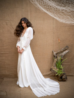 90 - DESERT COUTURE - ELISH Bridal - אלי