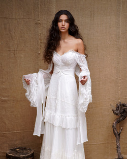 102 - DESERT COUTURE - ELISH Bridal - אל