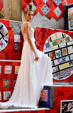 77# ELI SHITRIT- Summer Collection 2017- THE GIRL FROM IPANEMA - אלי שטרית - קולקציית שמלות כלה - קי