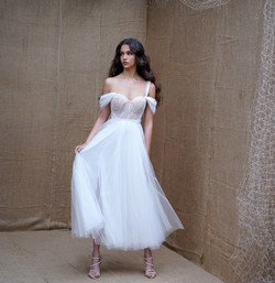 128 - DESERT COUTURE - ELISH Bridal - אל