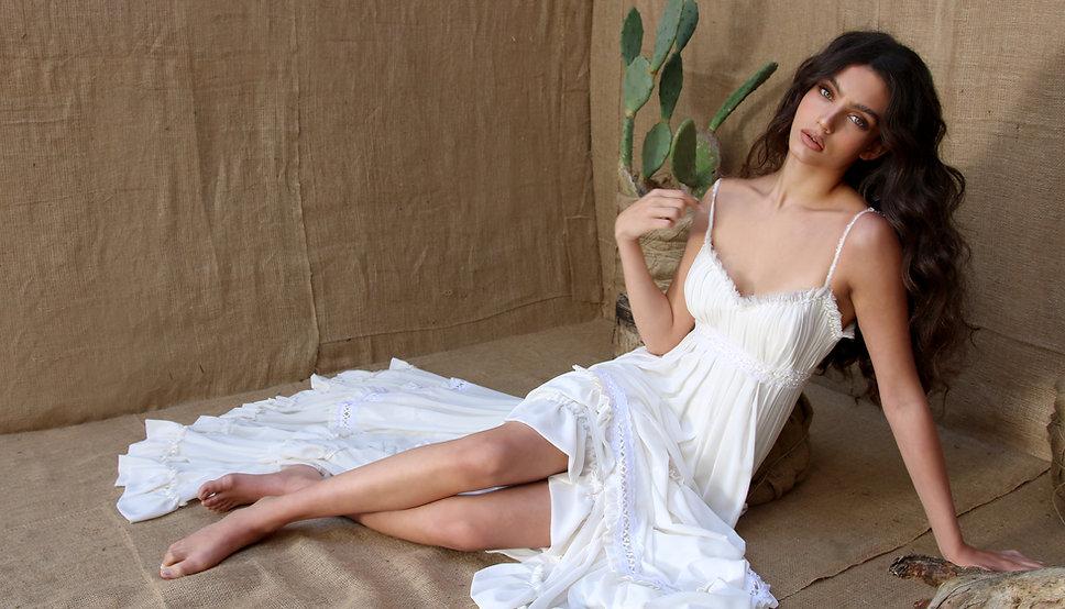 120 - DESERT COUTURE - ELISH Bridal - אל