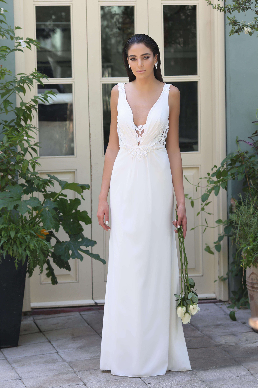 אלי שטרית-שמלות כלה-2015 ELI SHITRIT