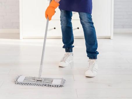 Como limpar juntas do azulejo e mosaico com soluções caseiras?