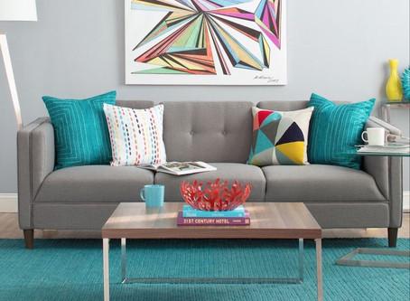 Descubra as cores certas para a sua casa!