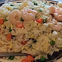 K18. 새우볶음밥     虾炒饭