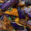 V5. 上海鱼香茄子(有肉)