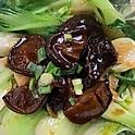 V6. 上海香菇菜心