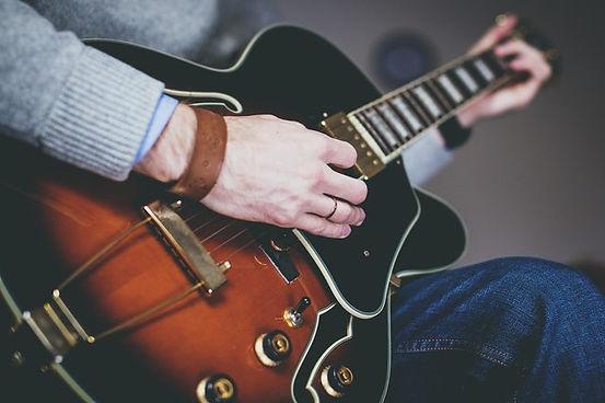 gitarundervisning sandnes