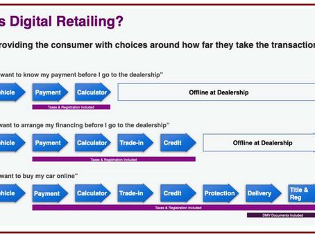 Digital Retailing: Tax, Title & Licensing