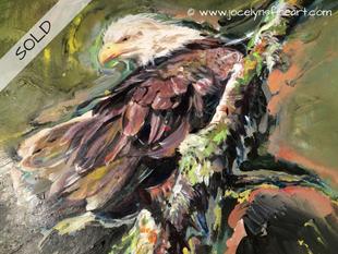 Eagle-original sold