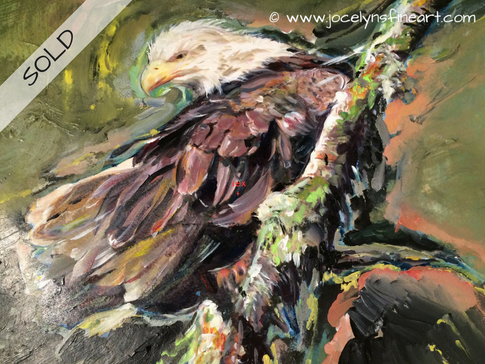 Eagle-sold
