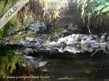 Seratoga Creek-sold