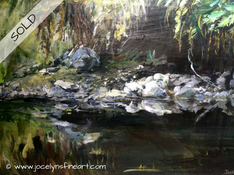 Seratoga Creek-sold