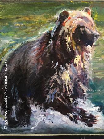 Instinct Bear- sold