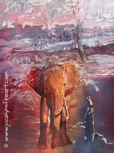 Elephant-sold