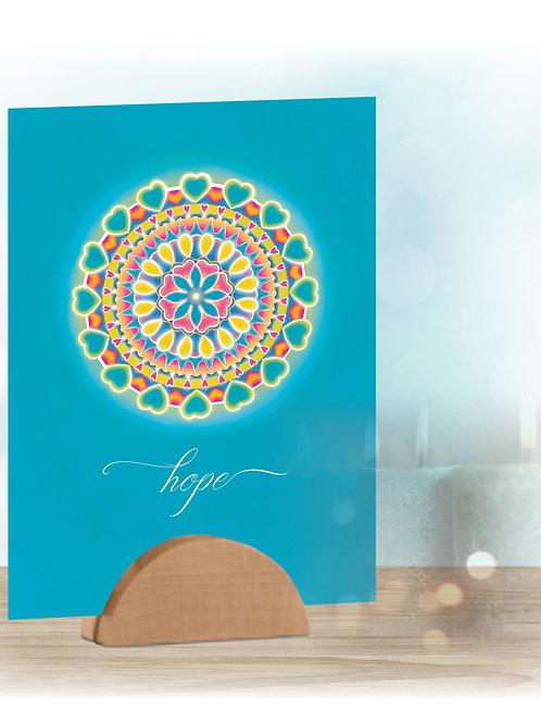 Custom Word of the Year Mandala