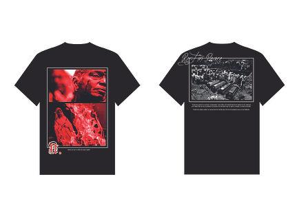 T-shirt PNA Mourning thaï